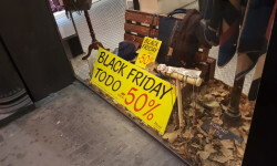 Locura de Black Friday viernes negro (2)