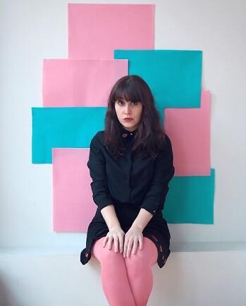 Lyona Ivanova, o Marta Puig es la diseñadora del cartel del festival ' class=