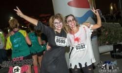 Más de 1.500 participantes disfrutan de la II edición de la Halloween Road.