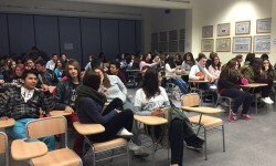 Más de 200 participantes en el Encuentro Emprendedor 2015 de Chiva.