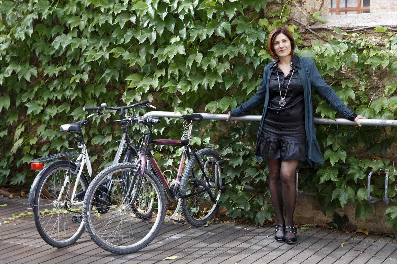 Maite Girau, Concejala de Sanidad, Salud y Deportes del Ayuntamiento de Valencia