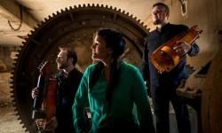 Mara Aranda, millor disc de folk 2015 per 'Mare Vostrum'.