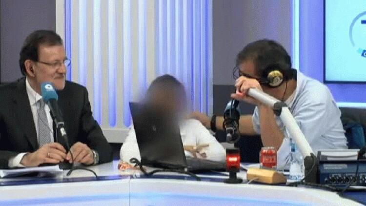 Mariano Rajoy, en aprietos por la espontaneidad de su hijo