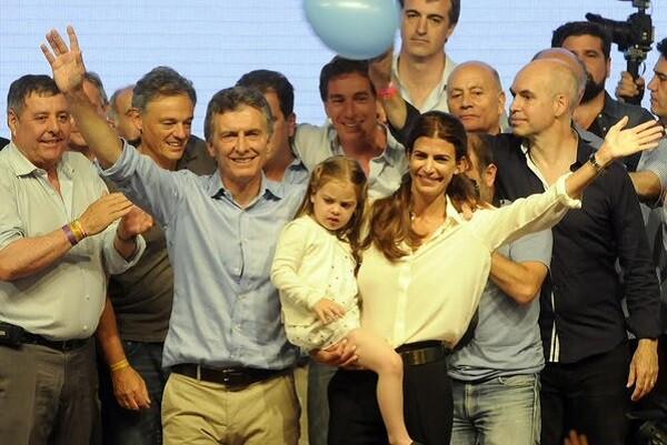 Mauricio Macri será el nuevo presidente de Argentina.