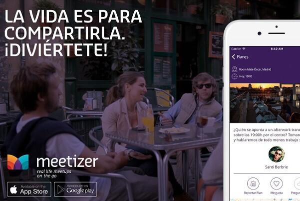 Meetizer relanza su aplicación para conectar a viajeros y expatriados en el extranjero