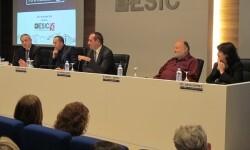 Mesa Presidencia. XXII Encuentro de Centros de Enseñanza.