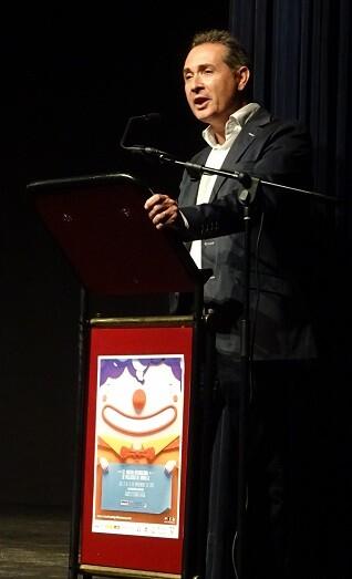 Michel Montaner, alcalde de Xirivella.