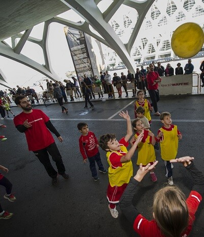 Mini Olimpiada. (Foto-José Royo).