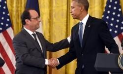 Obama da su apoyo a Francia en su lucha contra el Estado Islámico.