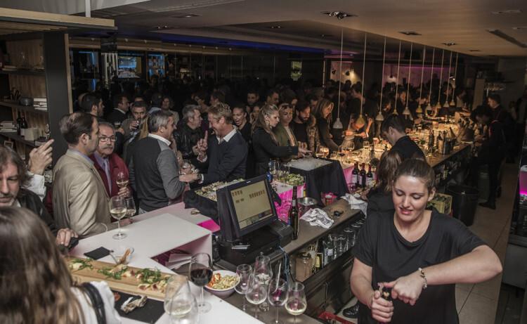 Opening party de Moltto Rest&Bar