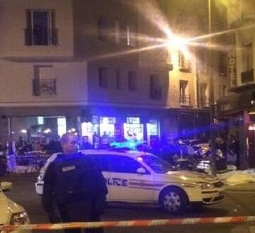 París se encuentra tomada por fuerzas policiales y militares.