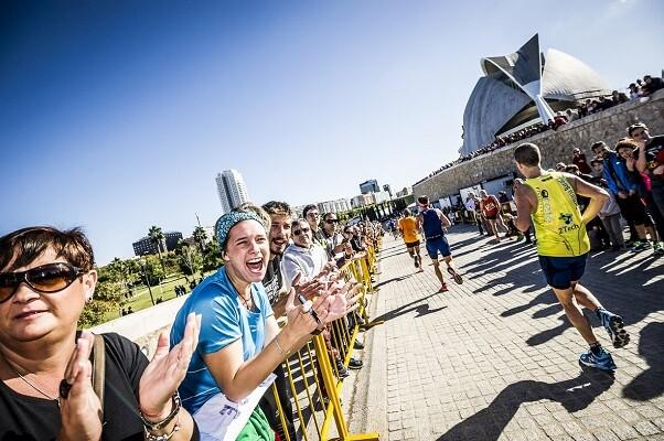 Participación del Maratón…, aunque no corras los 42 kilómetros.