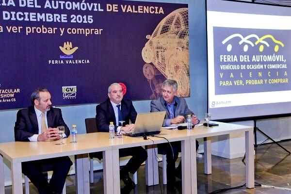 "Pascual Martínez destaca que la Feria del Automóvil ""ha vuelto a niveles que ya no recordábamos""."