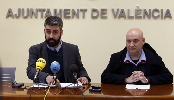 Pere Fuset presentó el programa de actividades navideñas del Ayuntamiento.