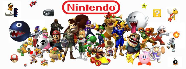 Personajes-de-Nintendo