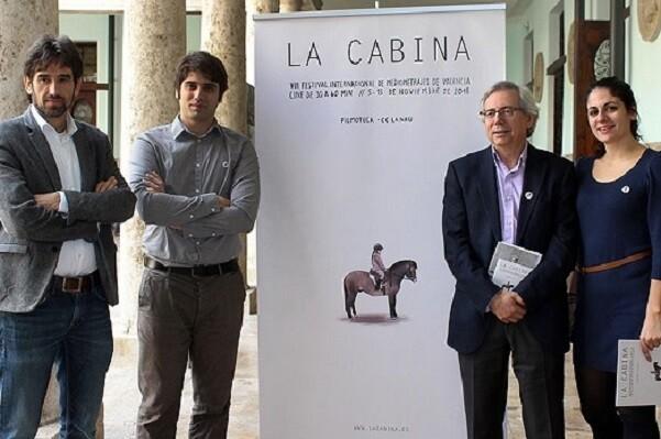 Presentación del Festival La Cabina.