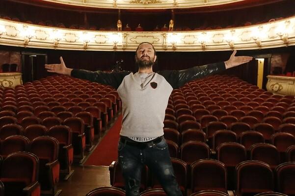 Rafael Amargo, presenta espectaculo en el Teatro Principal