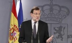 """Rajoy a firma que """"no puedo ir a todos"""" los debates pero lo hará en uno importante """"a dos""""."""
