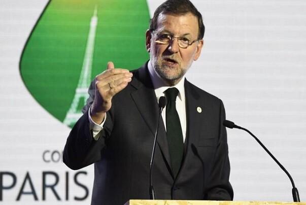 Rajoy subraya el compromiso de España con el reto del cambio climático.