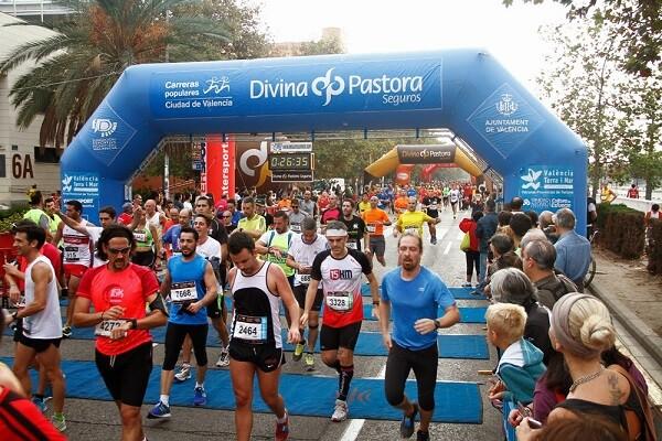 Regresa el Circuito y llega la Maratona del Mediterráneo.