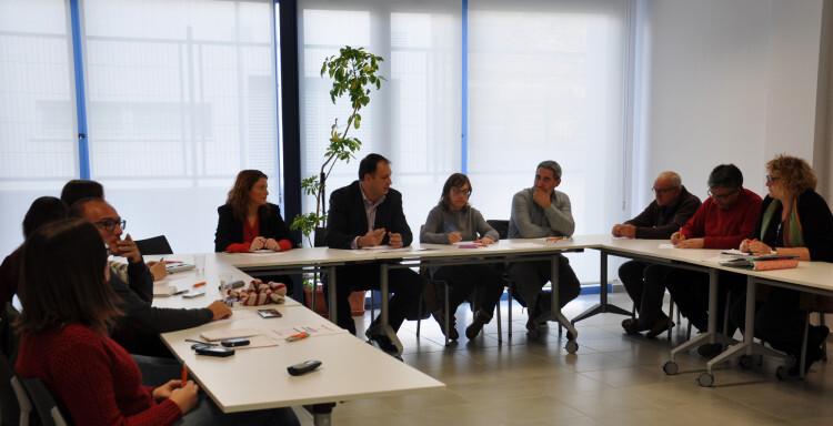 Reunión Cedes Morella