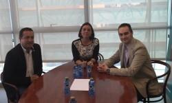 Reunion Consell Anaís-Luis Castillejo