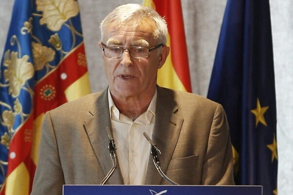 Ribó exige al PP que pague los 560.000 euros que debe a Feria Valencia desde 2008.