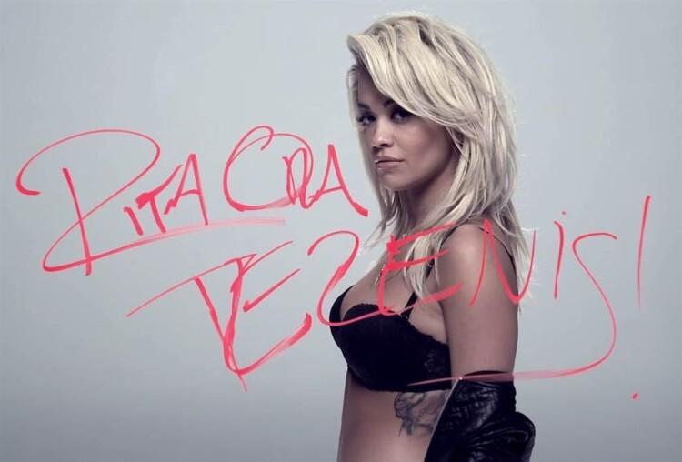 Rita Ora en lencería para Tezenis (2)