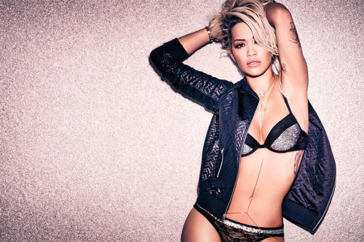 Rita Ora en lencería para Tezenis (5)