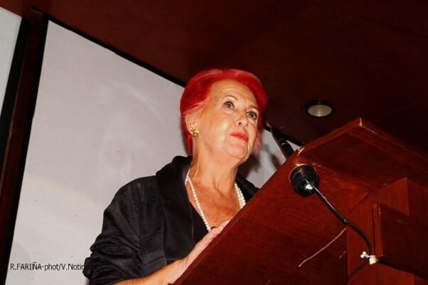 Rosa María Calaf.