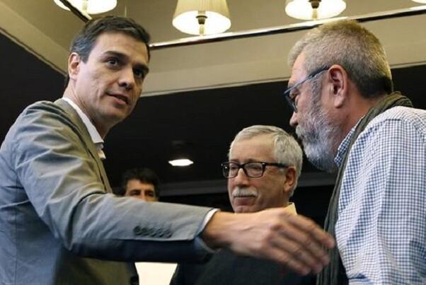 Sánchez apoyará el recurso al Constitucional del Gobierno si se aprueba la declaración independentista.