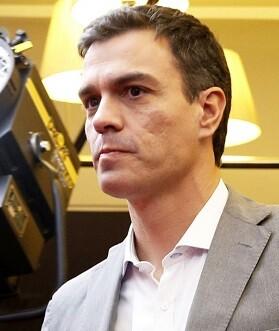 Sánchez brindó su respaldo al Gobierno de Mariano Rajoy.