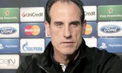 """Salvador González 'Voro' será  """"entrenador interinamente"""" del Valencia Club del Fútbol."""