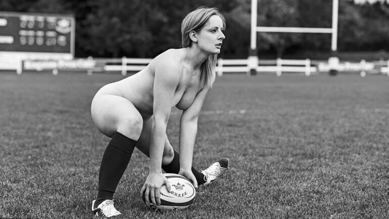 Se desnudó el equipo de rugby femenino de la Universidad de Oxford (4)