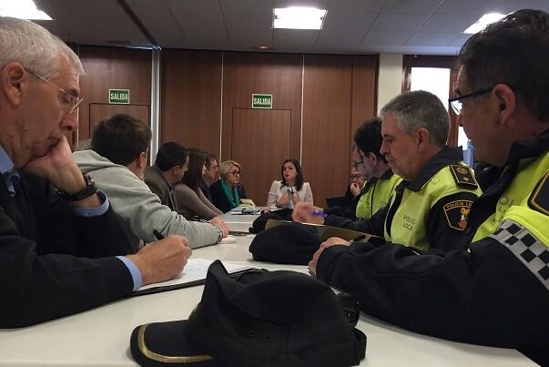Se reforzará la presencia de la Policía Local en las Pedanías a partir del 2016.