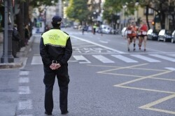 Se vigilara atentamente el Maraton-Valencia 2015.
