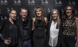 Silvia Peña, Alex Vidal, Lourdes Luz, Raquel Chillida y Mª Paz Luz