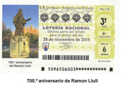 Sorteo de la Lotería Nacional del sábado 28 de noviembre