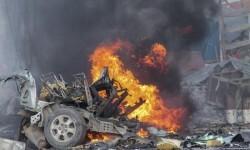 Un doble atentado en Somalia deja al menos 13 muertos y decenas de heridos.