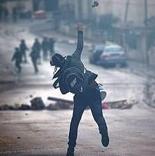 Un palestino murió por los disparos de un Guardia de Fronteras israelí.