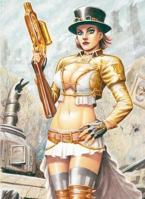 Uno de los dibujos de Atilio Gambedotti.