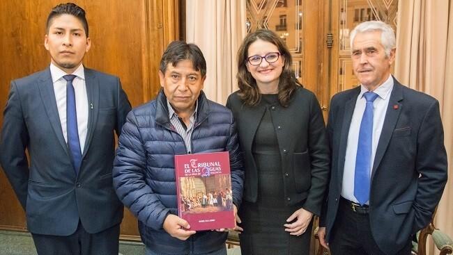 Uriarte Ortíz, Céspedes, Oltra y Trenor Puig.