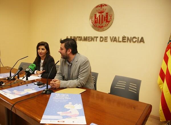 Valencia celebra este jueves la VIII edición de la 'Shopening Night'.