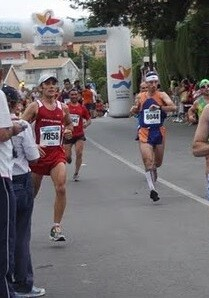 Vuelta a Pie Es Posible en su edición 2014.