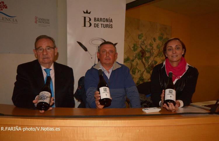 WINE REVOLUTION, de la mano de La Baronía de Turís (6)