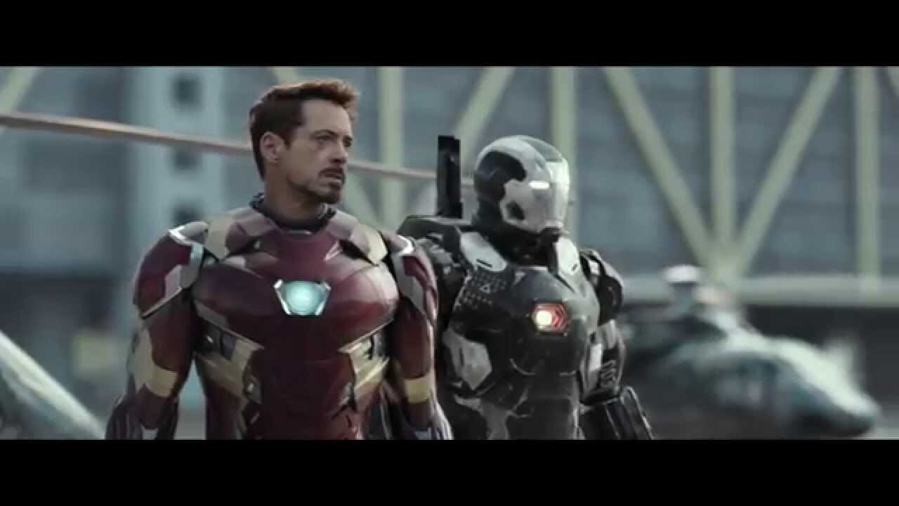 Capitán América: Civil War el Tráiler Oficial