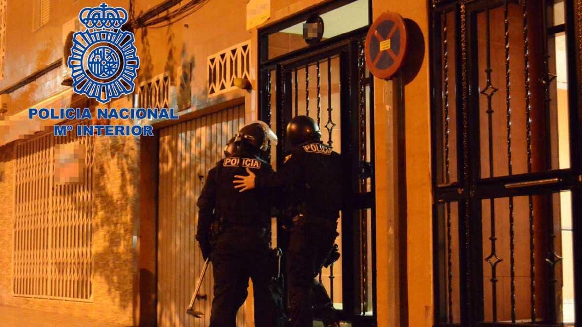 guardia civil yijadistas