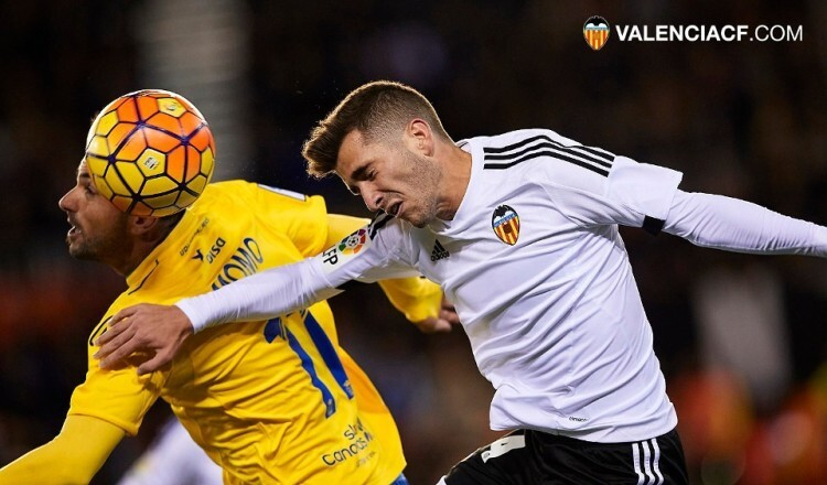 20151121, Liga BBVA, Valencia CF v Las Palmas. Mestalla, Valencia