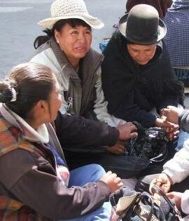 las bolivianas están legalmente autorizadas para tomar un día libre en el trabajo con el fin de realizarse una citología y una mamografía.