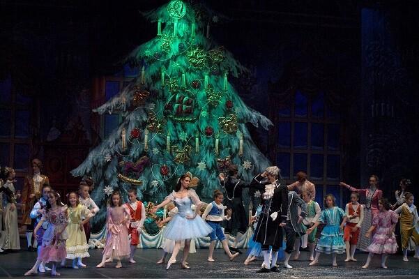 'El Cascanueces' llega esta semana al Teatro Principal de Valencia.
